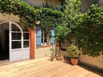 Conception et aménagement de terrasse à Toulouse